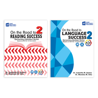 On the Road to English Success 2 Bundle