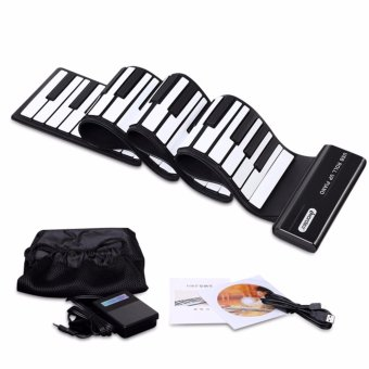 Piano soft pedal + 88-Keys Digital Electronic Keyboard Piano Organ - intl