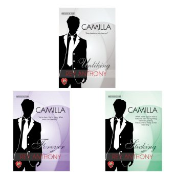 Precious Hearts Romances Camilla Romance Book Bundle of 3