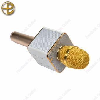 Q7 Wireless Bluetooth Microphone & HiFi Speaker Karaoke KTV - 2