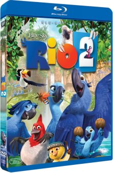 Rio 2 Blu-ray (2014)