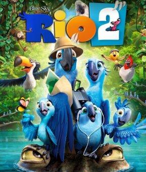 Rio 2 Blu-ray (2014) - picture 2