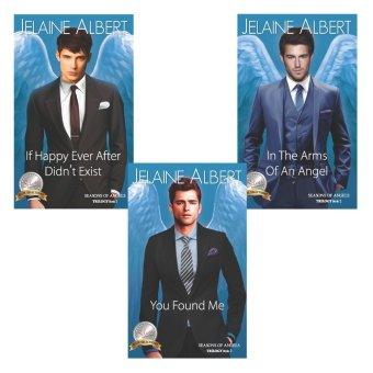 Seasons of Angel Romance, Set of 3