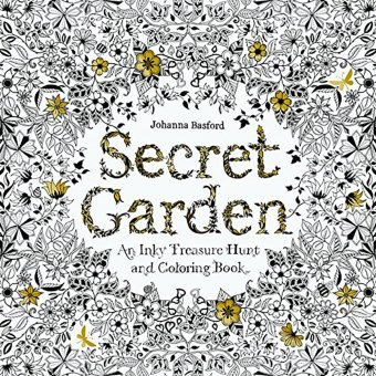 Latest Secret Garden An Inky Treasure Hunt And Coloring Book By JohannaBasford Prices Philippines