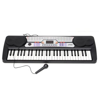 Serenata S101 Digital Keyboard (Black) - 3