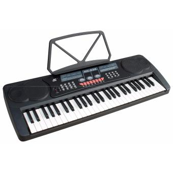 Teaching Type 54 Key Black Electric Musical Keyboard PianoInstrument for Beginners - 2