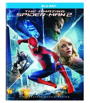 The Amazing Spider-Man 2 Blu-ray (2014)
