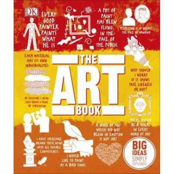 The Art Book: Big Ideas Simply Explained Price Philippines