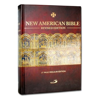 The New American Bible Revised Edition (Maroon)