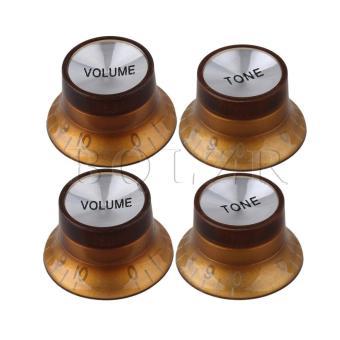 Volume Tone Control Knob for Guitar Gold