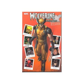 Wolverine Weapon X Files TPB (2009)