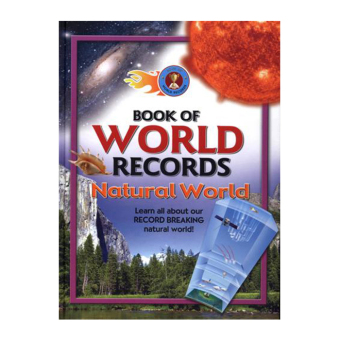 WS Book of World Records - Natural World