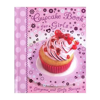 WS Cupcake Book For Girls
