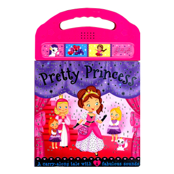 WS Pretty Princess Sound Book