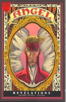 X-Men Angel Revelations TPB (2008)