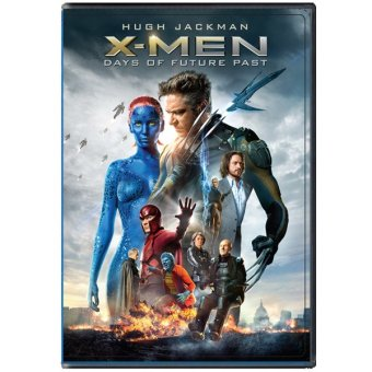 X-Men: Days of Future Past DVD - picture 1