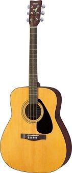 Yamaha F-310 Steel String Acoustic Folk Guitar (Natural Wood)