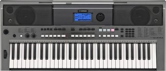 yamaha keyboard. yamaha psr-e443 portable keyboard (black)