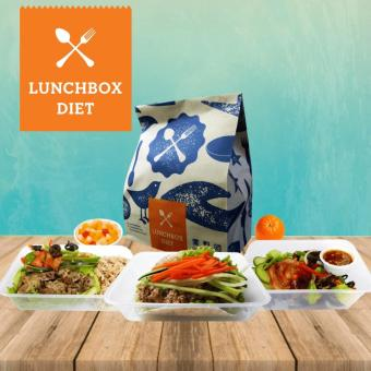 Lunchbox Diet Php 3050 Cash Voucher
