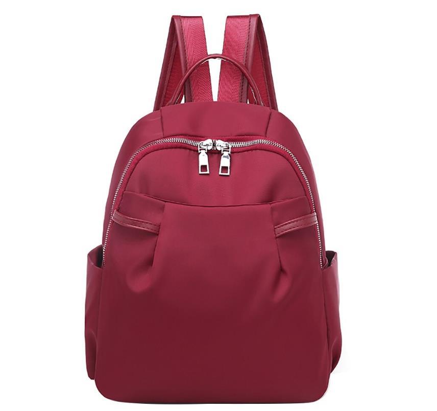 2020 School Small Backpack Women Bag