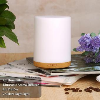 Air Aroma Essential Oil Diffuser Led Ultrasonic Aroma .