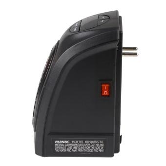 220V Portable Mini Electric Handy Air Heater Warm Air Blower Room Fan Electric Heater Radiator Warmer EU Plug - intl - 2