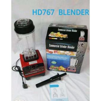 2L Commercial 3HP Blender Mixer HEAVY DUTY Ice Crusher 2200W