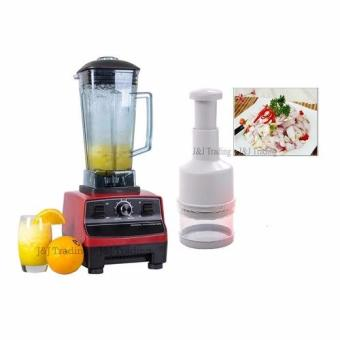 2l commercial 3hp blender mixer heavy duty ice crusher for Kitchen perfected blender