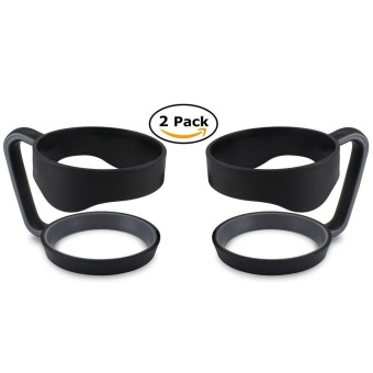 2x Handle for 30 Oz RTIC YETI Rambler Tumbler coffee cup travel Drinkware holder - intl - 2
