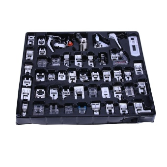 48pcs Multi-function Domestic Household Sewing Machine Presser Foot Feet - intl - 2