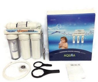 5-Stage Reverse Osmosis Water Filtration System