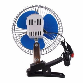 6 -inch High QualityPortable 12-volt Vehicle Auto Car Cooling Fan#0123 - 4