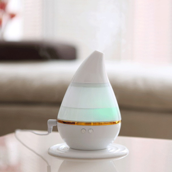 7 Color Ultrasonic Home Aroma Humidifier Air Diffuser Purifier - 4
