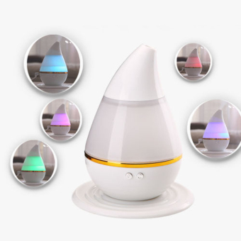 7 Color Ultrasonic Home Aroma Humidifier Air Diffuser Purifier - 2