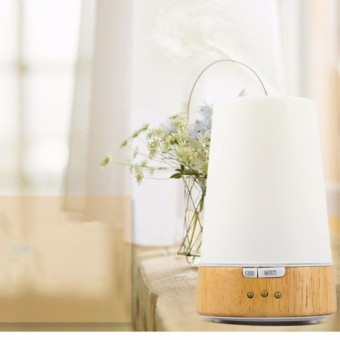 Air Humidifier Ultrasonic Night Light Aromatherapy Machine With Free Essential Oil XS01 - 3