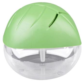 Air Purifier Humidifier and Revitalizer (Green)