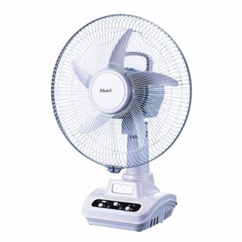 Akari ARF-5313F Rechargeable Oscillating Fan