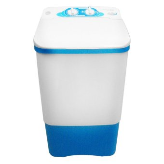 American Home AHW-6005 Single Tub Washing Machine 6kg. (Blue)