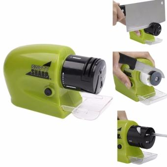 As Seen On TV Swifty Sharp Kitchen Motorized Knife Sharpener