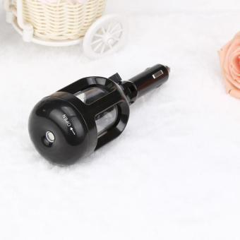 Auto Mini Car Humidifier Air Purifier Freshener Travel Car PortableBlack - intl - 3