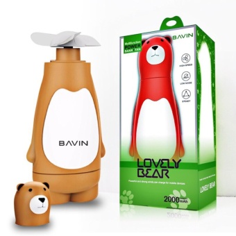 Bavin E710 Bear Portable Fan