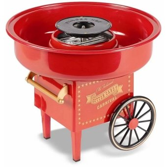 Carnival Cotton Candy Maker (Red)