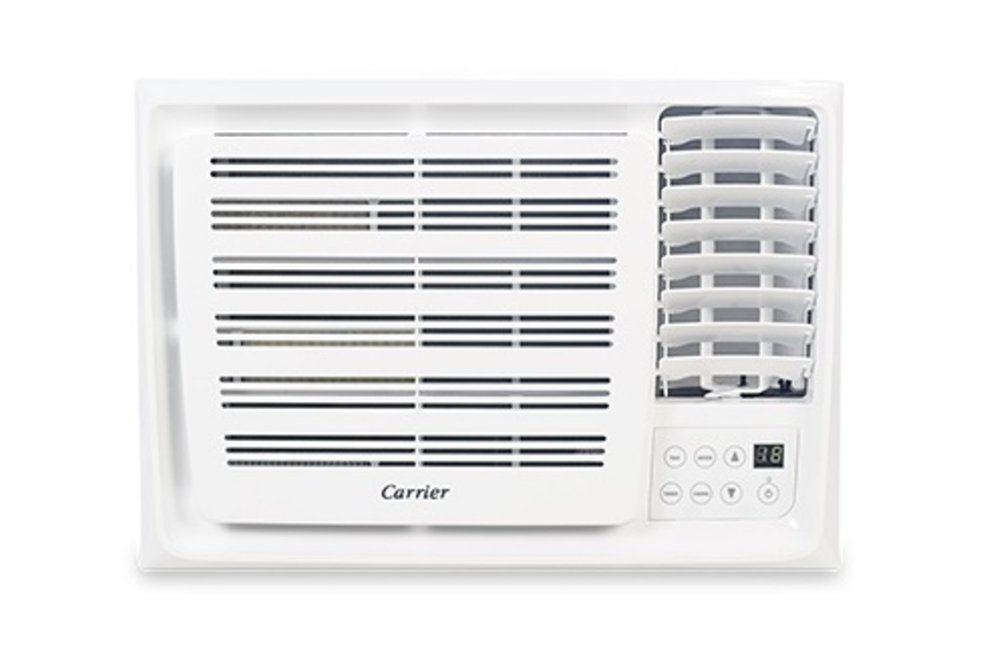 carrier window air conditioner. Carrier ICool Green WCARH014EE 1.5HP Window Type Aircon (White) - W/ Remote Control | Lazada PH Air Conditioner
