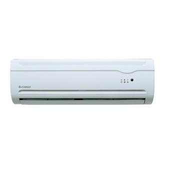 Chigo cs 25c2 1 0hp split type air conditioner white for Split type ac