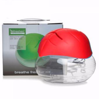 Cute Leaf Shaped Electrical Water Air Refresher Air Revitalizer Air Purifier Air Humidifier Air Diffuser - 5