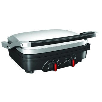 Deli Chef TGS-CG3353 Contact griddle (Silver/Black)