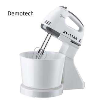 Demotech 7-Speed Stand Mixer with Bowl Price Philippines