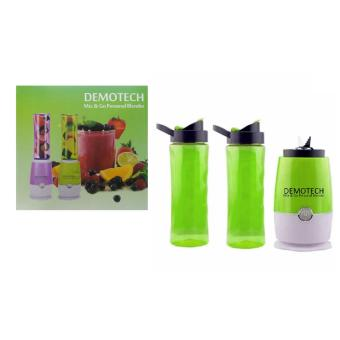 Demotech Mix & Go Personal Blender (Green) Price Philippines