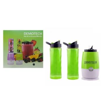 Demotech Mix & Go Personnal Blender with Tumbler (Green) Price Philippines
