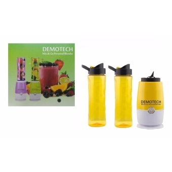Demotech Mix & Go Shake & Take Personal Blender Price Philippines